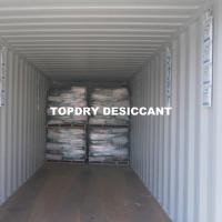 Buy cheap TOPDRY Air Dryer Calcium Chloride Desiccant With MSDS For Water Absorbing from wholesalers