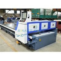 Buy cheap Compact CNC V Grooving Machine , Automatic Grooving Machine Low Noise from wholesalers