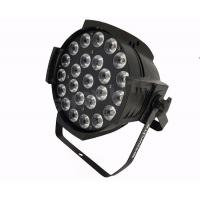 Buy cheap Nightclubs LED Par Stage Lights , Indoor Warm White Led Par Can CE Approval from wholesalers