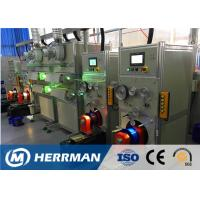 Buy cheap Horizontal Type Fiber Optic Cable Production Line For Coloring And Rewinding from wholesalers