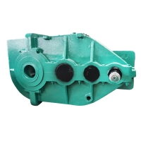 Buy cheap ZSC A 500 High Torque Reduction Gearbox Belt Drive Parallel Shaft Reducer from wholesalers