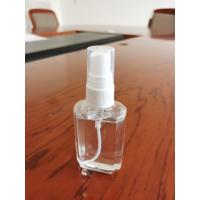 Buy cheap Portable Hand Washing Liquid Alcohol Spray Bottle Octagonal Bottle Flip Pet from wholesalers