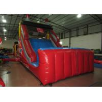 Buy cheap Great commercial inflatable supreme hockey obstacle course obstacle courses for rental from wholesalers