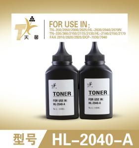 China Toner Powder Refill for Brother HL2140 Laser  Printer on sale