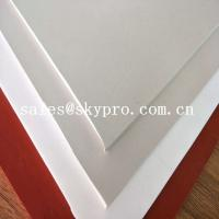 Food Grade Soft Customized Latex Rubber Sheet Odorless Rubber Sheeting Roll Manufactures