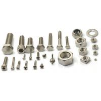 Buy cheap Cold Galvanizing 2507 Duplex Stainless Steel Fasteners S32750 Bolt Nut And Washer from wholesalers