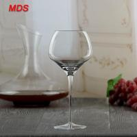 Buy cheap High quality handmade high end lead-free crystal red wine glass from wholesalers