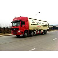 Buy cheap HOWO Bulk-Cement Delivery Tank(8X4) from wholesalers