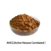 Buy cheap Immunity Enhancing Shiitake mushroom Extract 30% AHCC powder from wholesalers