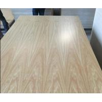 Buy cheap Non Pollution UV Coated Plywood 1220x2440mm / Size FSC Certification HODA from wholesalers