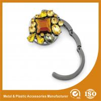 Wholesale Eco Friendly Custom Logo Purse Hook Hanger Foldable Purse Hangers from china suppliers