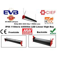 IP66 Tri - Proof Linear Led High Bay 110lm/W 44000lm For 8-16M Height Large Scale Lighting Manufactures