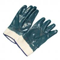 Buy cheap Nitrile coated duty gloves from wholesalers