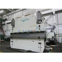 Buy cheap 800 Ton CNC Hydraulic Press Brake Bending Machine For 25mm Thickness Stainless Steel from wholesalers