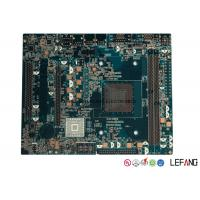 Wholesale High TG170 Impedance Control Pcb , Plain Pcb Board 4 Layers Anticorrosive from china suppliers
