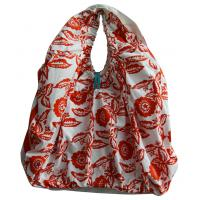 Buy cheap Organic Plain Cotton Bags With Zipper and TC Cotton Lining For Travel from wholesalers