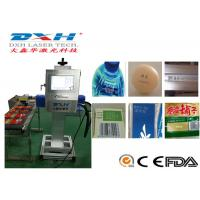 Buy cheap Customized Auto Feed Automatic Laser Marking Machine Laser Serial Number Engraver from wholesalers
