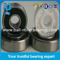 Buy cheap OD 5mm - 200mm 6019 2RS Ceramic Ball Bearings Si3N4 ZrO2 Wear Resistant from wholesalers