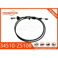 Buy cheap Gear Cable Tranmission Shift Cable Nissan OEM 34560-Z5108 34560Z5108 from wholesalers