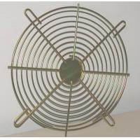 Buy cheap Wire Mesh Fan Cover,Colour-plated Wire Fan Guard Grills,Fan Finger Guard Grid from wholesalers
