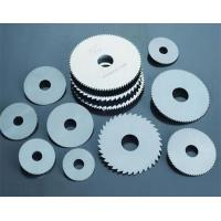 Buy cheap Cemented Tungsten Carbide Saw Blades , Solid Carbide Rod 100 Virgin Tungsten from wholesalers