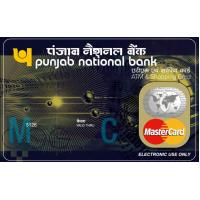 ATM & Shopping MasterCard Smart Magnetic Stripe Credit Card Java