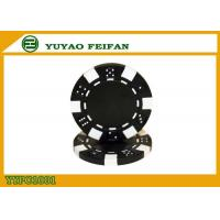 Buy cheap Home Game 2 Blocks Dice Poker Chips ABS Poker Chips 11.5g Customized Color from wholesalers