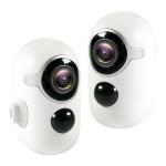 Buy cheap Motion Detection Dustproof HD Mini WIFI Camera Solar Battery Charging Intercom from wholesalers