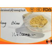 Yellow Steroids Trenbolone Raw Powder Trenbolone Acetate For Muscle Growth Manufactures