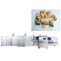 Buy cheap 6000 Pcs/H Ice Cream Cone Production Line from wholesalers