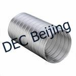 Buy cheap Save energy Semi Rigid Flexible Duct 5 inch flexible aluminum tubing from wholesalers
