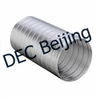 Buy cheap Value price Semi Rigid Flexible Duct 4 inch flexible aluminum duct from wholesalers