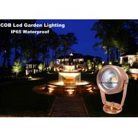 5w Low Power Outdoor LED Garden Lights COB 25° Beam Angle 3 Years Warranty Manufactures