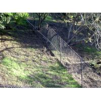 Buy cheap ASTM 392 standard chain link fence with posts and accessories from wholesalers