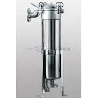 Buy cheap Top Entry Bag Filter Housing for some coarse filtration and pre filtering from wholesalers