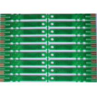 Buy cheap Multilayer PCB Board With Impedance Controlled Immersion Gold Printed from wholesalers