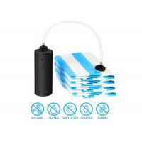 Wholesale Travel Hand Pump Premium Vacuum Space Saver Storage Bags 6 Pack 800mAh Battery from china suppliers