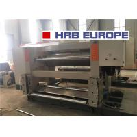 Buy cheap WJ-250-2500 05 Ply Corrugated Carton Machine Corrugated Cardboard Production Line from wholesalers