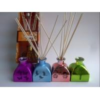 Buy cheap Fragranced Liquid Lemongrass Reed Diffuser Set Woodwick Reed Diffuser Refills from wholesalers