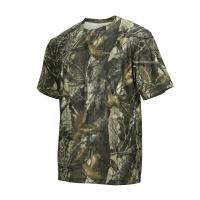 Buy cheap Short Sleeve Camouflage Hunting Suit Men's Medium Hunting Fishing Walking from wholesalers