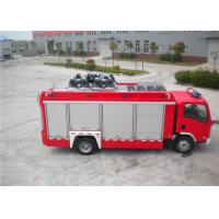 Wholesale 3925kg Shipping Mass ISUZU Chassis Light Fire Truck 4x2 Drive Type 6705×2200×3210mm from china suppliers