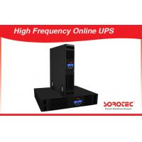 Buy cheap Rack-Tower Convertion  Single Phase Online UPS  Uninterruptible Power Supply 1-10KVA from wholesalers