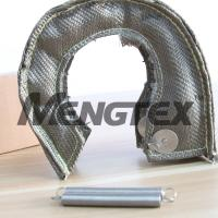 Buy cheap T25/T28 Titanium Turbo Blanket Heat Shield Turbo Charger from wholesalers
