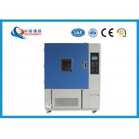 Buy cheap Environmental Rubber Ozone Test Chamber , Accelerated Aging Test Chamber from wholesalers