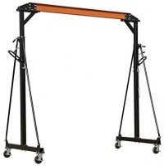 Buy cheap Single Beam 1 Ton Portable Gantry Crane from wholesalers