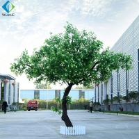 Wholesale Custom Size Artificial Tree Plant , Lobby Decoration Use Fake Osmanthus Tree from china suppliers
