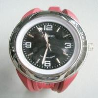 Wholesale Quartz Talking Watch with Vibrating Alarm and Sound Alarm Functions from china suppliers