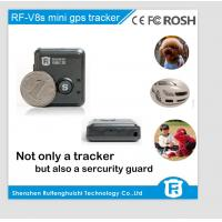 Buy cheap Cheap mini gps tracker for car/kid/pet tracker realtime tracking supports Voice Monitoring/ talking from wholesalers