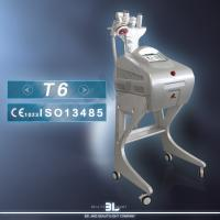 Buy cheap Skin tightening Cavitation Slimming Machine , Tripolar Mode 60HZ from wholesalers