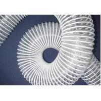 Buy cheap PVC Air Flexible Duct Hose With Steel Wire Helix from wholesalers